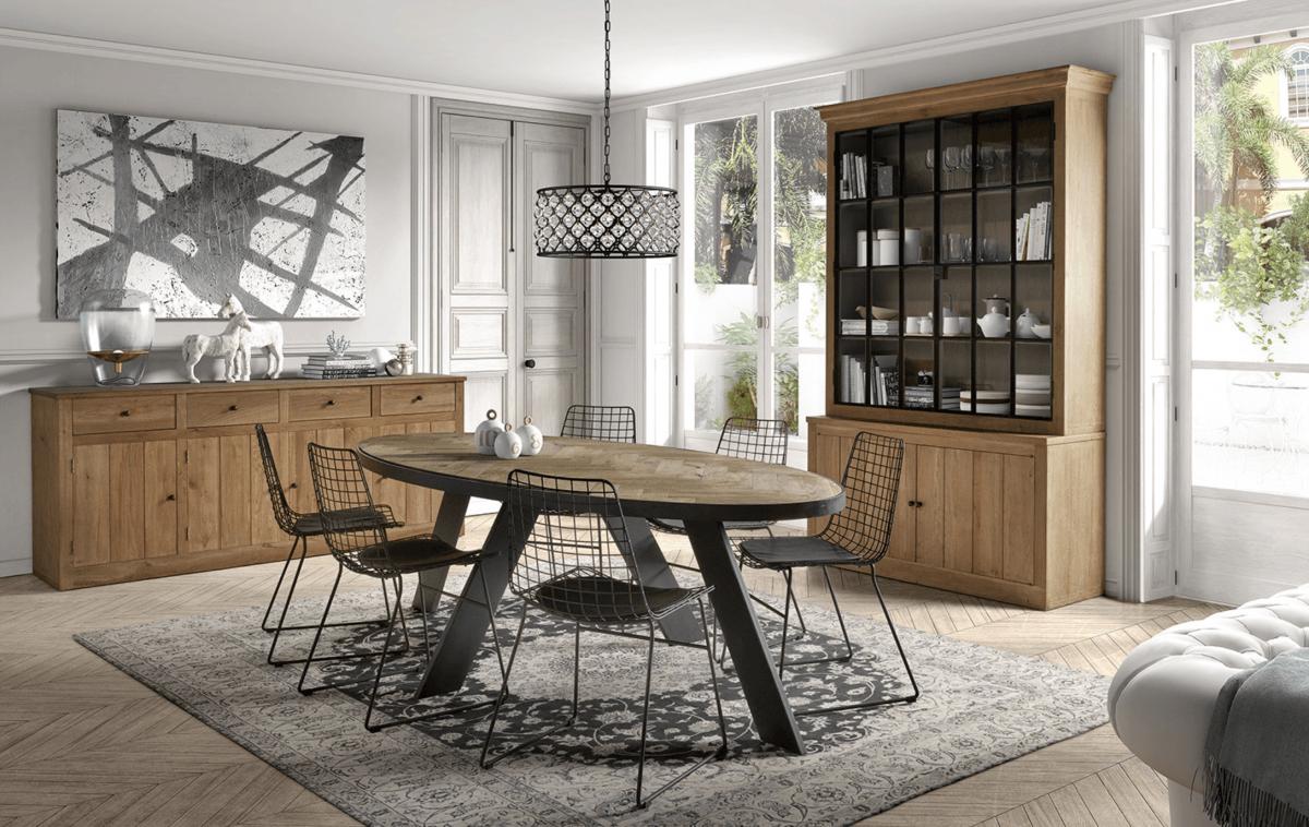 Meubelwinkel landelijke stijl meubelen online living shop for Landelijke living