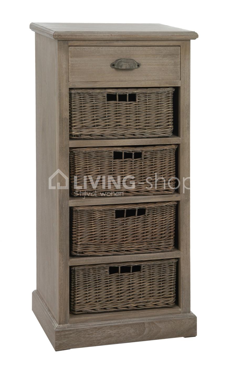 petit mobilier panier armoire j line en ligne living shop mobilier boutique web. Black Bedroom Furniture Sets. Home Design Ideas