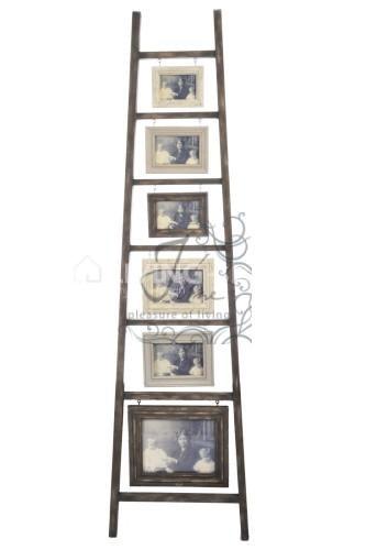 ladder-met-6-fotokaders-pele-mele-j-line