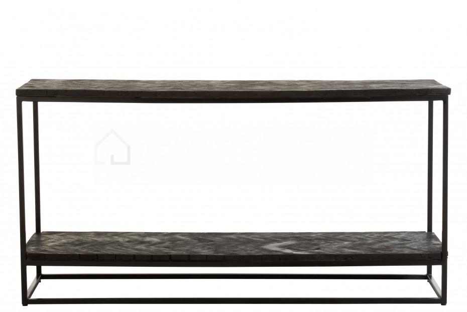 eiken-riviera-console-landelijke-stijl-met-2-schuifladen