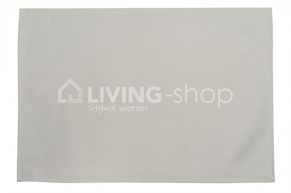 placemat-outdoor-polyester-grijs-j-line