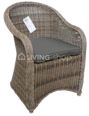 Uitgelezene Salvador fauteuil club sisal de Castle Line outdoor vente en ligne PA-31