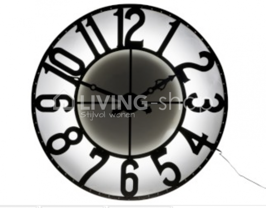LED wall clocks J-LINE online | LIVING-shop J-LINE online store