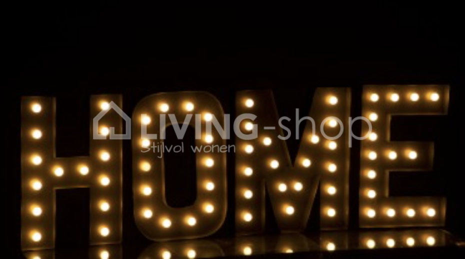 lichtletters-home-met-bollampen