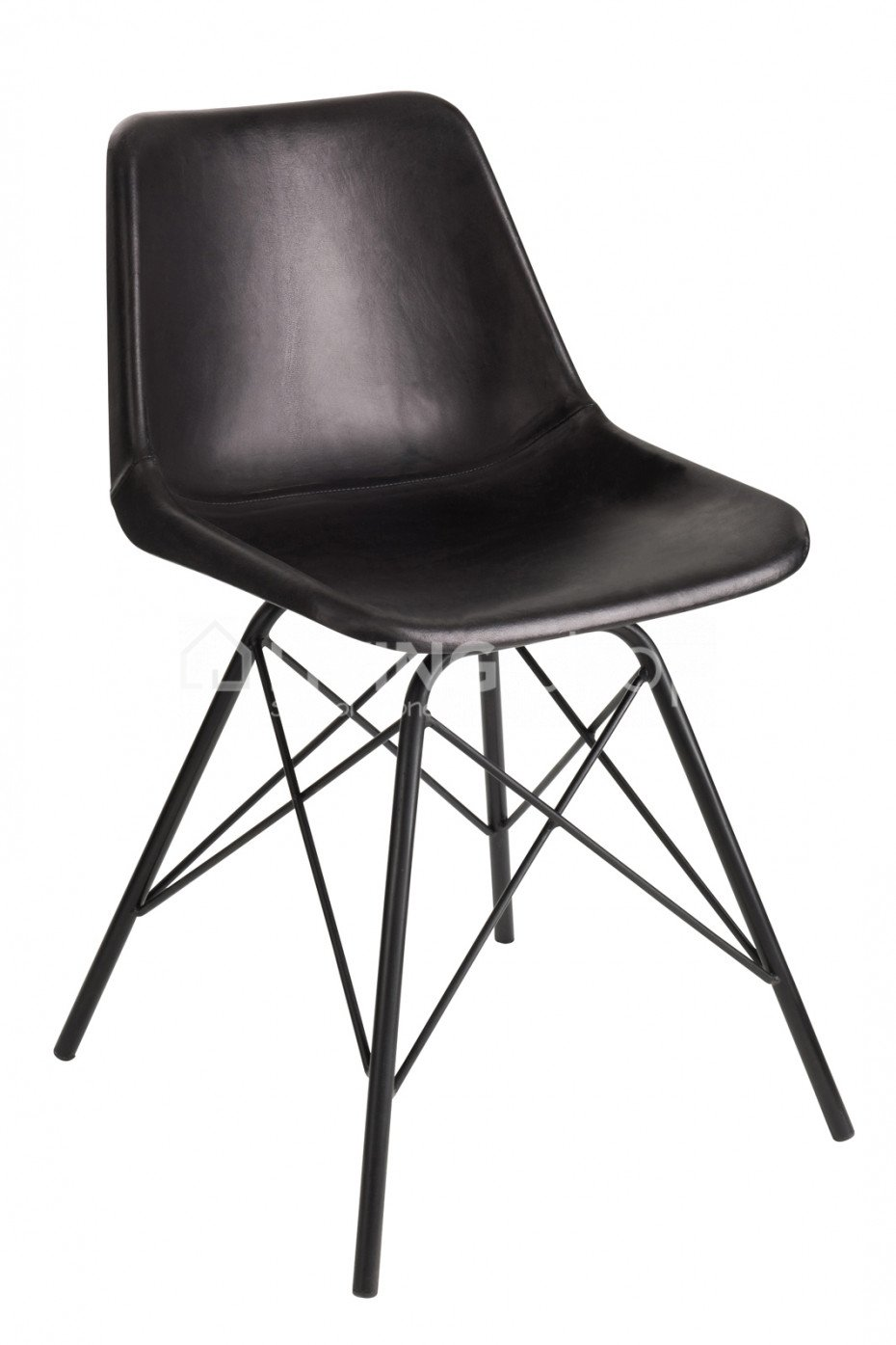 Black Leather Dining Chair Dsw