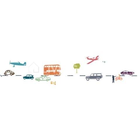 muursticker-muurborder-raceauto-s-mimi-lou-muurstickers