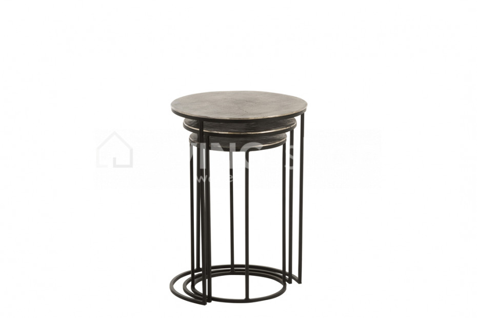 5be7a636832551 J-line tables d appoint métal modernes acheter en ligne chez LIVING ...