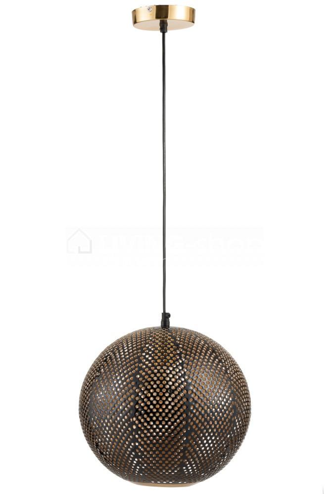 hanglamp-glas-metaal-keukenverlichting-j-line