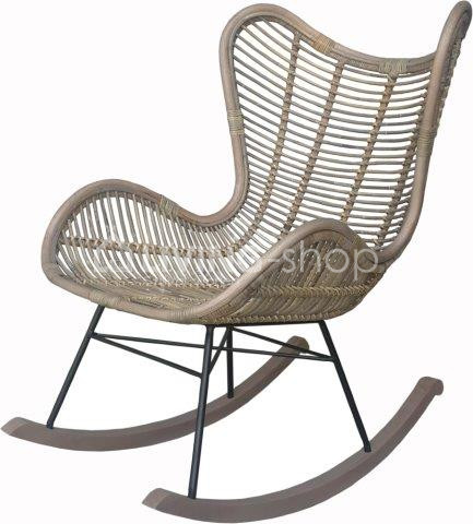 Ordinaire Rocking Chair Bergamo ...