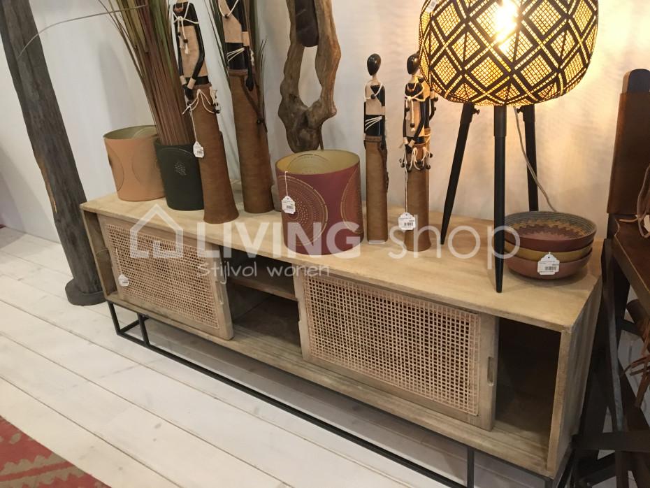 Tv Meubel Vintage.Tv Furniture Online Retro Vintage Mango Wood Tv Cabinet Living