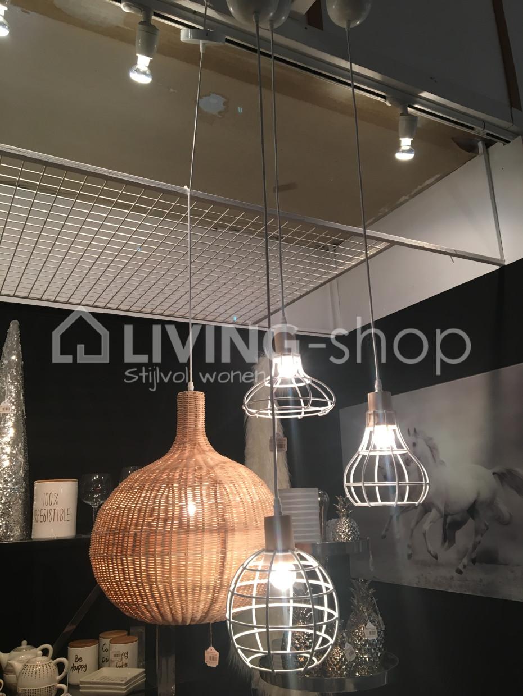 moderne-hanglampen-rooster-frame-zwart