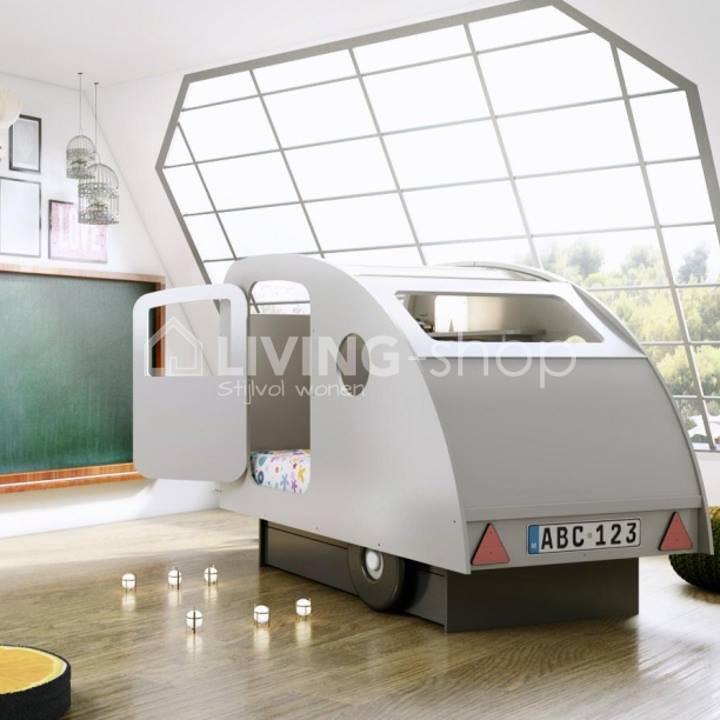 kinderbed-caravan-met-opbergschuif-van-mathybybols