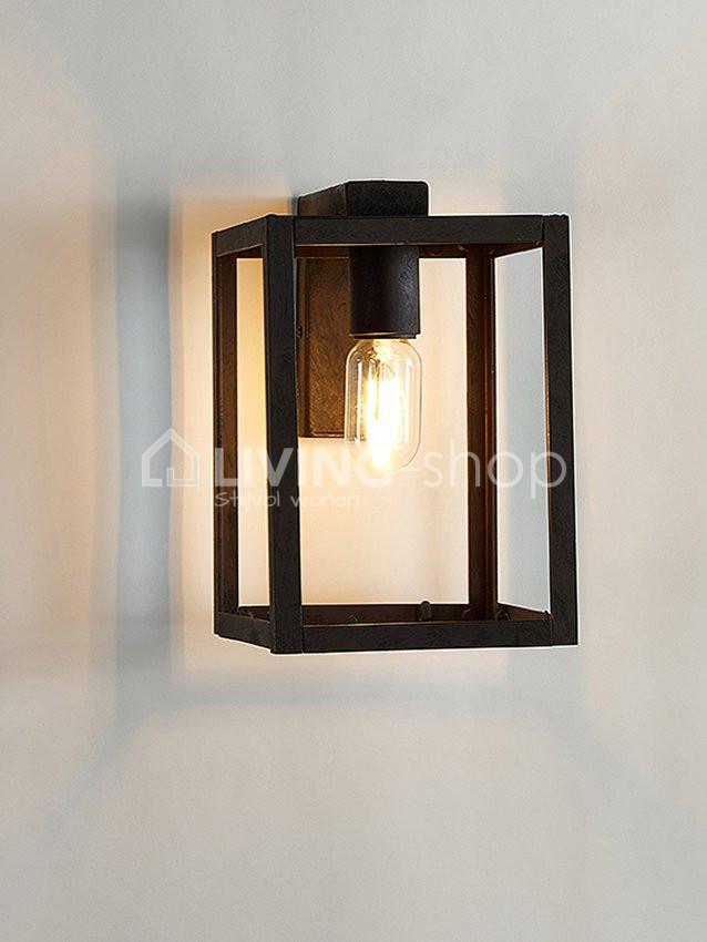 Quadro- landelijke-loft-wandlamp