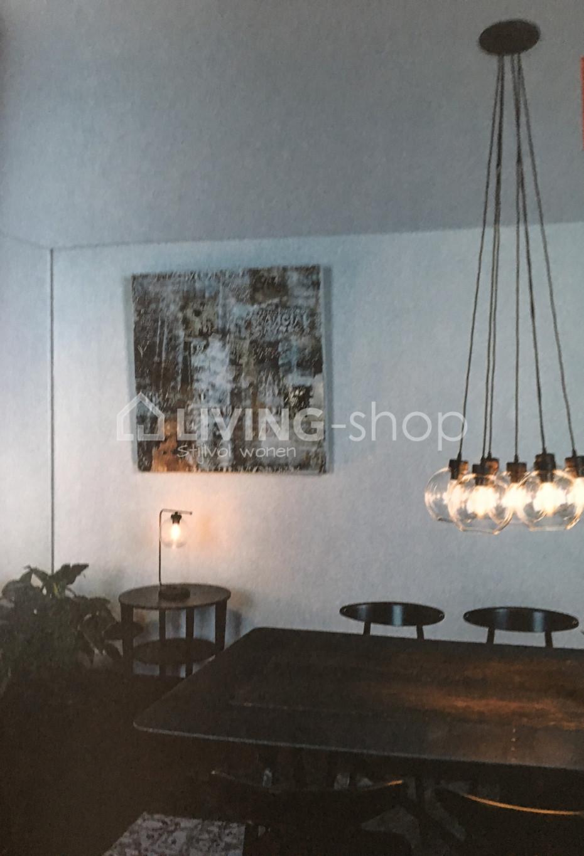 Betere Hanglamp glazen bollen Globe online  LIVING-shop, stijlvol wonen! YP-84
