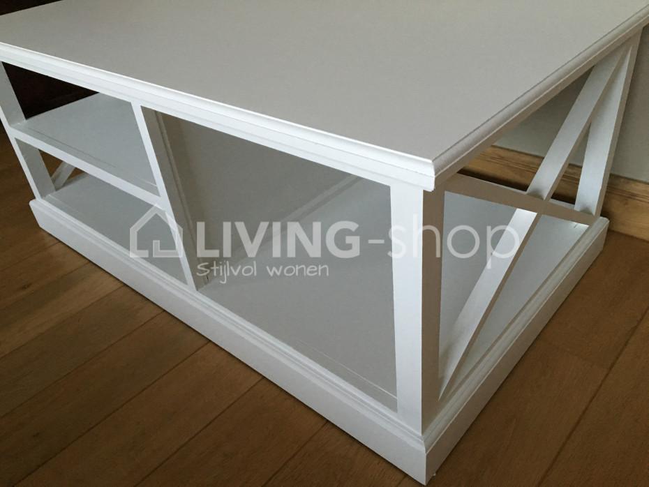 tables basse blanc de style country meubles blancs j line living shop shop en ligne. Black Bedroom Furniture Sets. Home Design Ideas