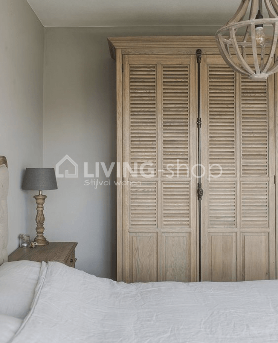 Classic Oak Wardrobe Bedroom Furniture Online Living