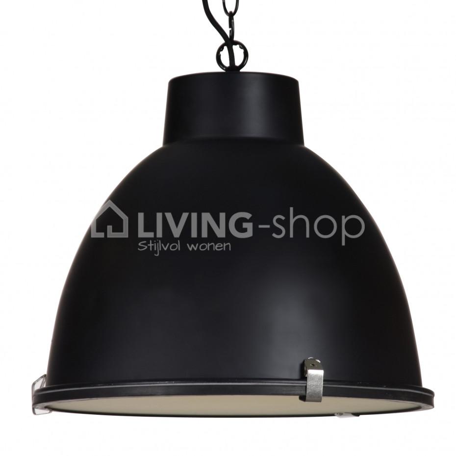 hangar-lamp-mat-black-metal-white-inside