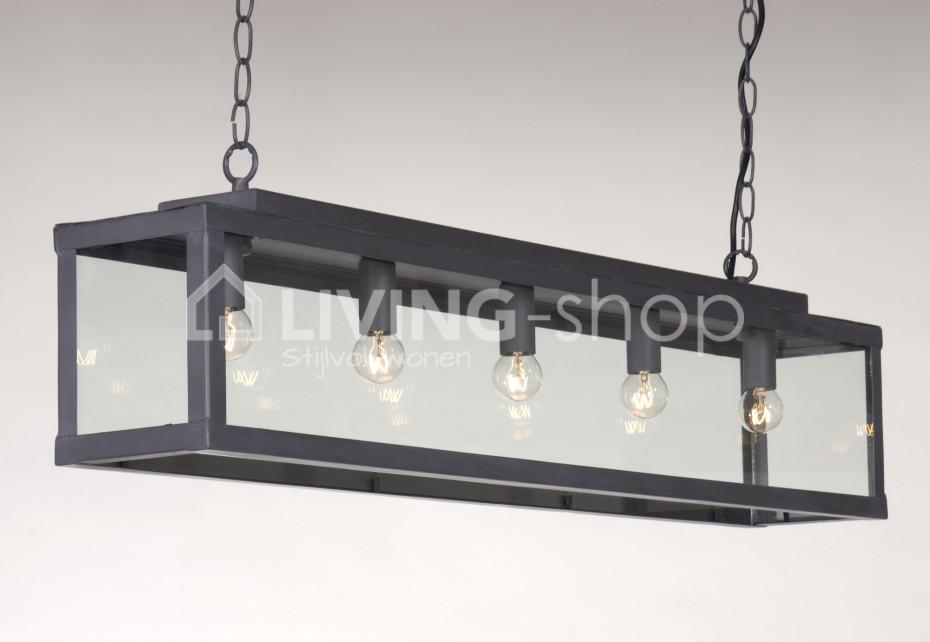 Hanglamp 5 Lampen : Zenia hanglampen online kopen living shop stijlvolle verlichting