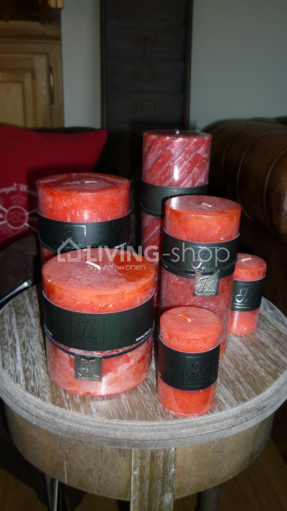 geurkaars-cilinder-j-line