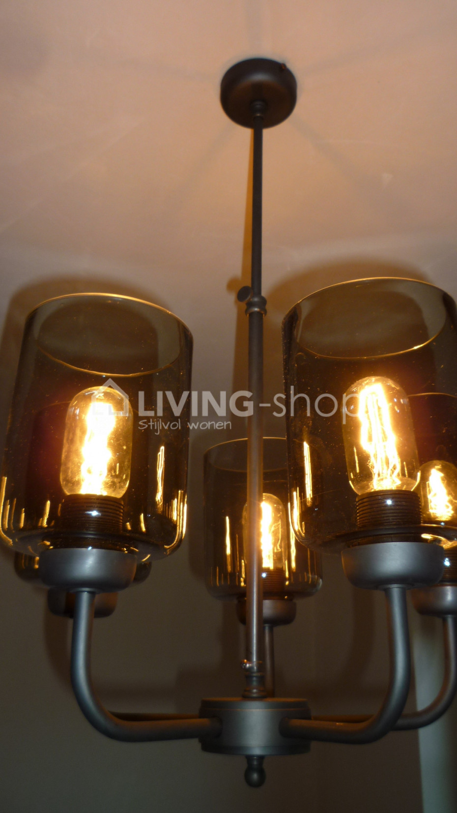 donkerbrons-luster-loft-stijl-verlichting