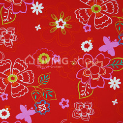 poef-circle-large-merk-ploem-stof-bloemen-rood