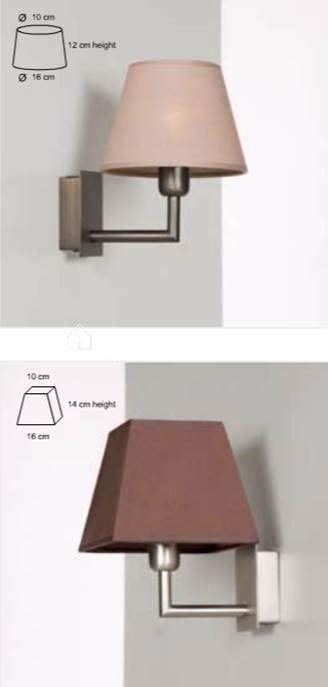Wandlampen badkamer wandverlichting | LIVING-shop verlichting webshop